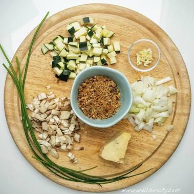 Blue-cheese-stuffed-mushrooms-ingredients